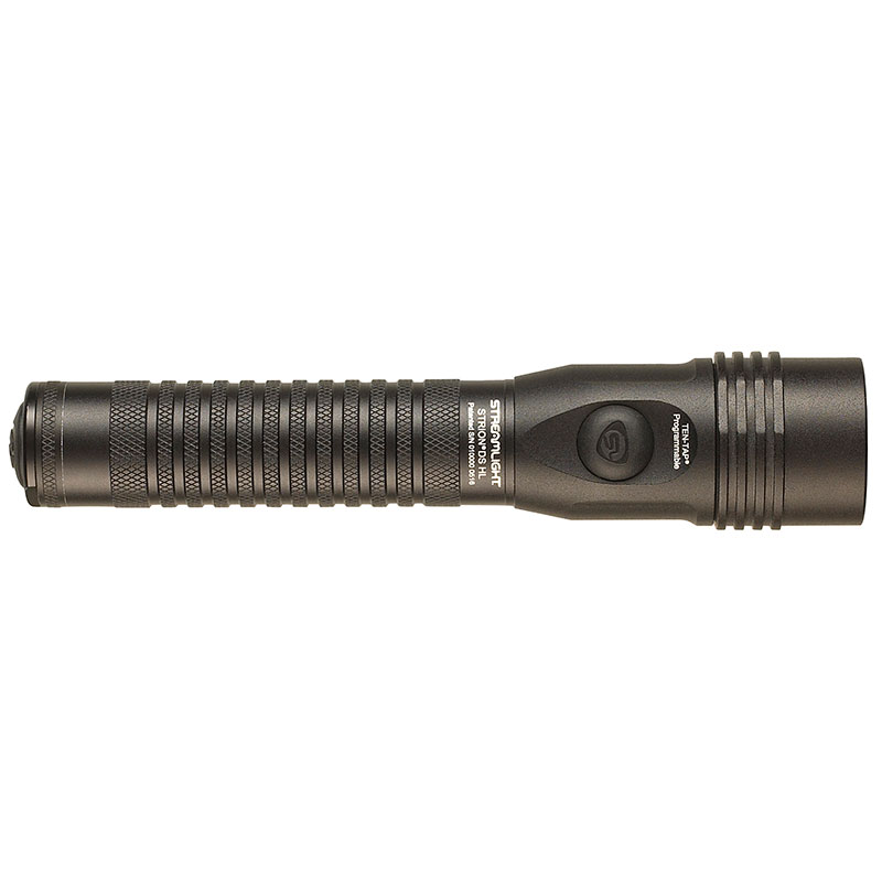 Streamlight Strion DS HL rechargeable flashlight is a compact duty light