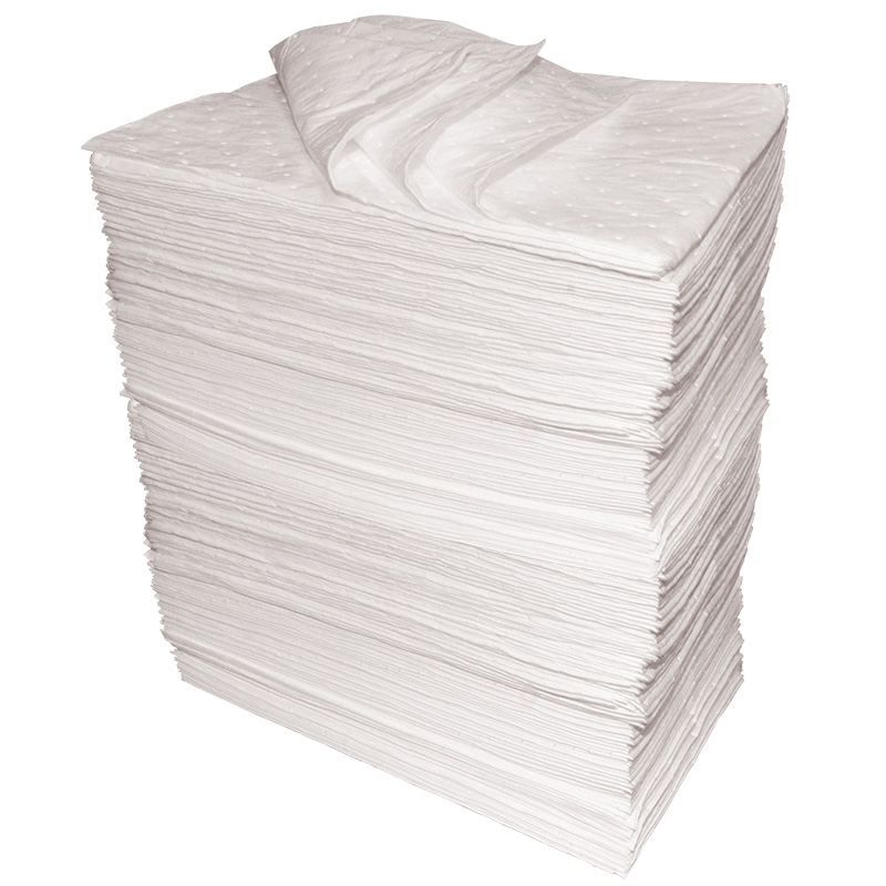 "15"" x 19"" x 3/16"" Oil Absorbent Pads"
