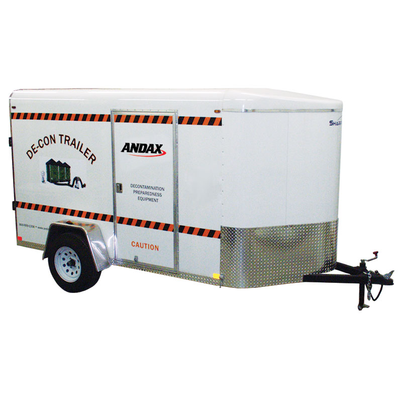 Emergency Response Trailer