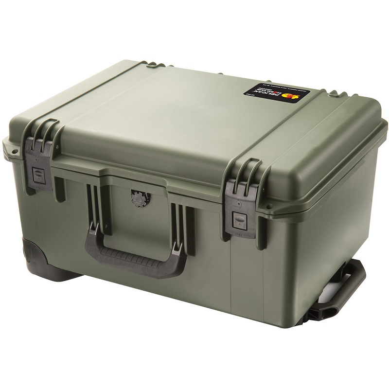Olive Drab Pelican Hardigg Storm Case iM2620 without Foam