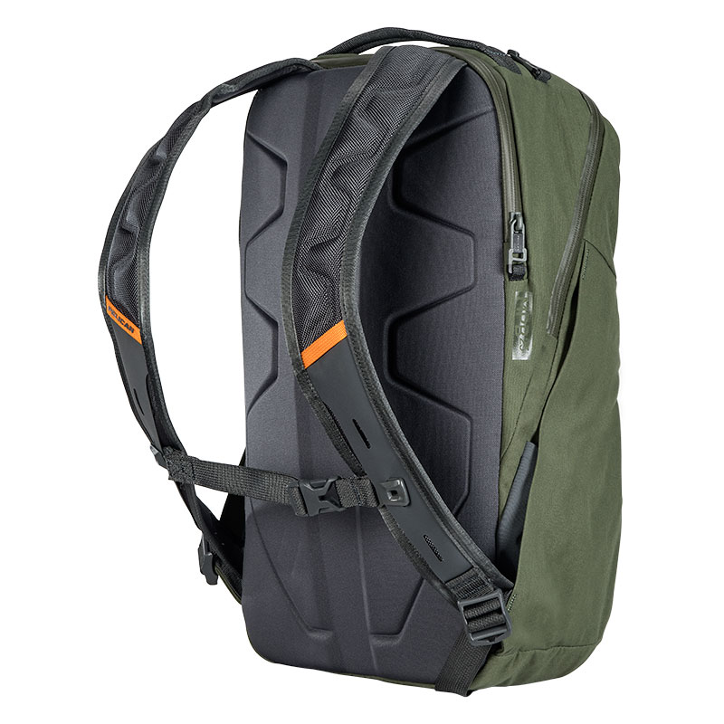 Pelican MPB25 Mobile Protect Backpack Compression Molded EVA Back Panel for Comfort and Drop Protection