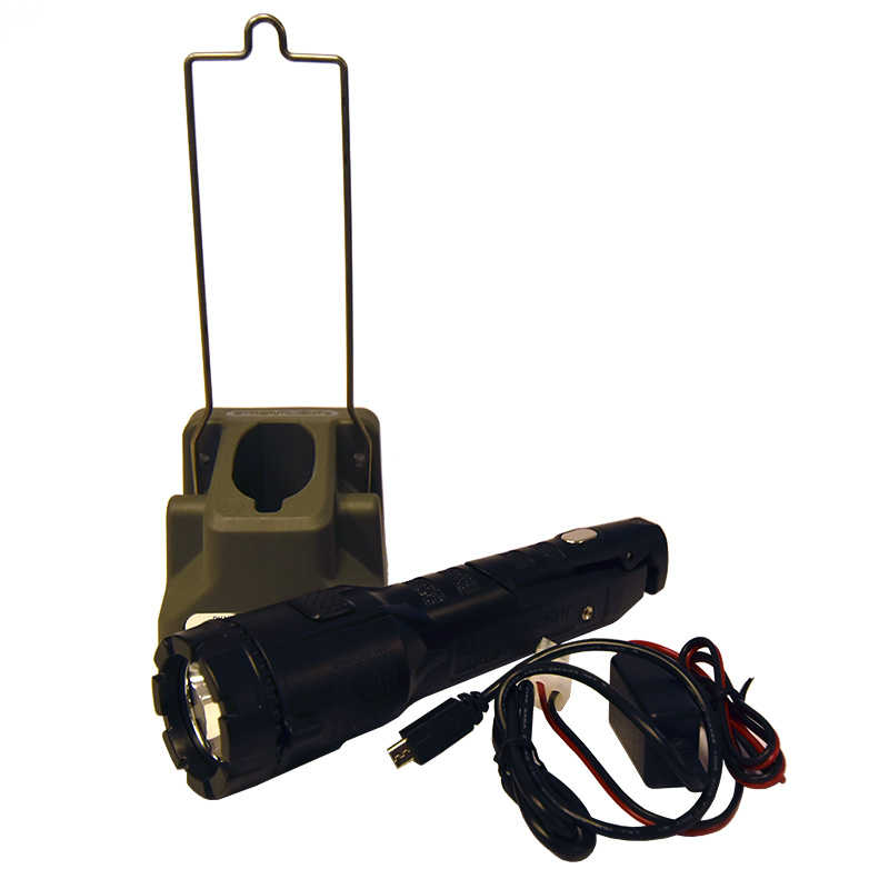 Streamlight Dualie Rechargeable with Magnetic Clip - DC Direct Wire ...