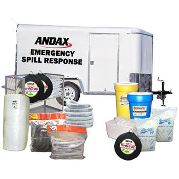 Andax Emergency Spill Response Trailer