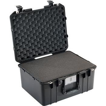 Black Pelican™ 1557 Air Case with foam