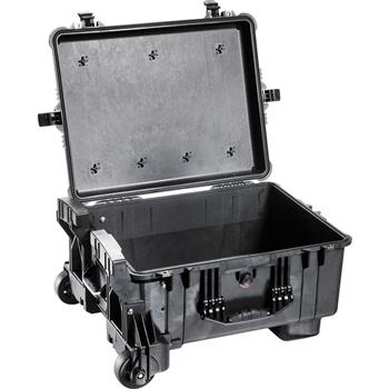 Black Pelican 1610M Mobility Case with No Foam
