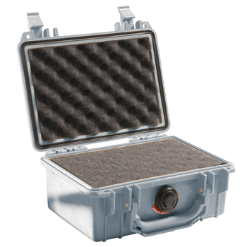 Silver Pelican 1120 Case with Foam