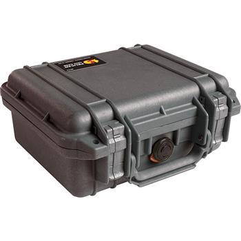 Black Pelican 1200 Case with No Foam