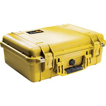 Yellow Pelican 1500 Case with No F
