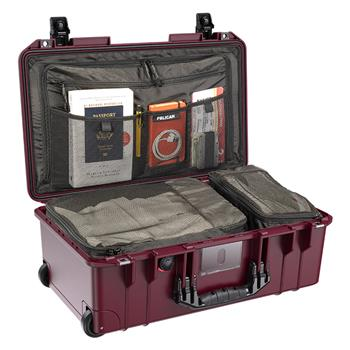 Oxblood Pelican™ 1535 Air Travel Case (Contents Shown Not Included)