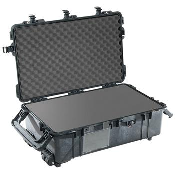 Black Pelican 1670 Case with Foam