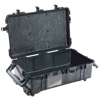 Black Pelican 1670 Case with No Foam