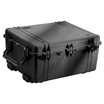 Black Pelican 1690 Transport Case with No Foam