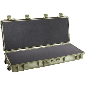 Olive Drab Pelican 1700 Long Case with Foam