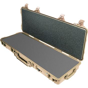 Desert Tan Pelican 1720 Long Case with Foam