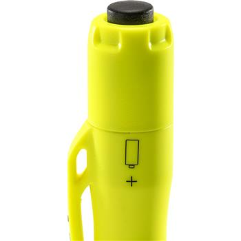 Pelican™ 1975 LED Penlight push-button tail cap
