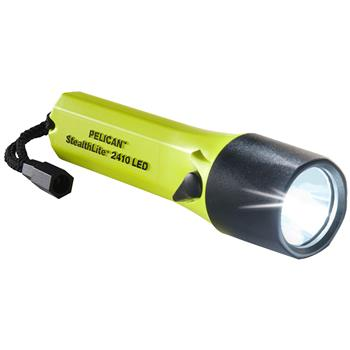 Yellow Pelican StealthLite 2410 LED Flashlight