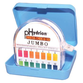 Jumbo pH Test Tape