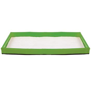 "Collapsible Utility Spill Tray 25"" x 50"" Andax Work Tray™"