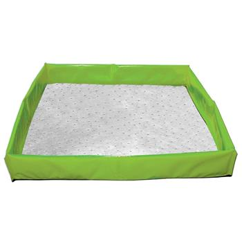 "Collapsible Utility Spill Tray 30"" x 30"" Andax Work Tray™"