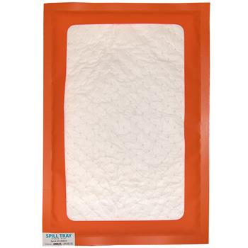 "Reusable Oil-Selective Absorbent Drip Pad 20"" x 30""  Andax Spill Tray™"