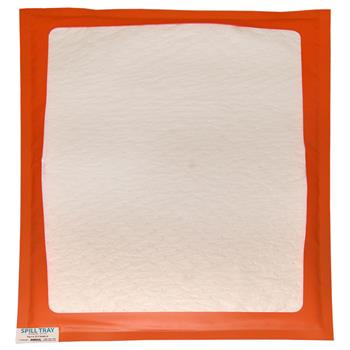 "Reusable Oil-Selective Absorbent Drip Pad 30"" x 40""  Andax Spill Tray™"