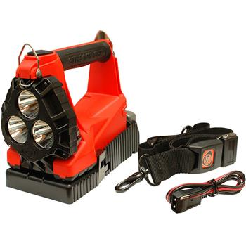 Orange Streamlight Vulcan 180 Rechargeable Lantern