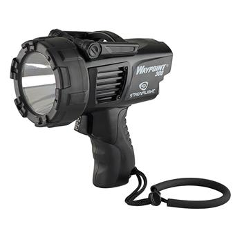 Black Streamlight Waypoint 300 Spotlight