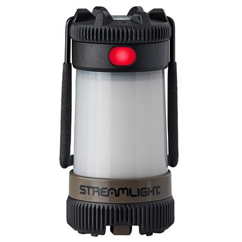 Streamlight Siege X USB Lantern recessed power button