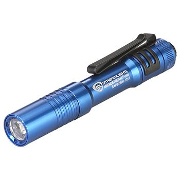 Blue Streamlight MicroStream® USB LED Pocket Flashlight