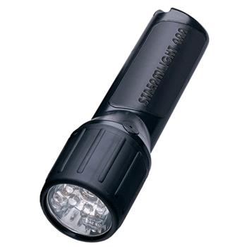 Black Streamlight 4AA ProPolymer Flashlight