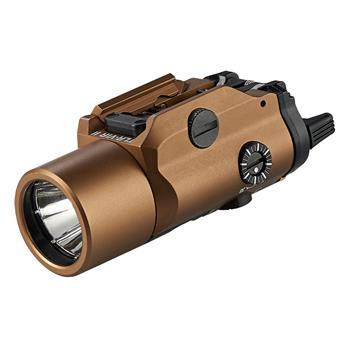 Coyote Streamlight TLR-VIR II is a rail mounted tactical light