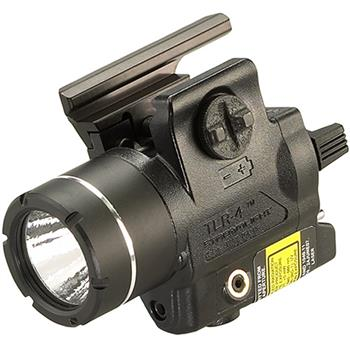 Black Streamlight TLR-4 Weapon Light with USP Compact Mount