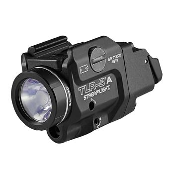 Streamlight TLR-8 A weapon light with red laser