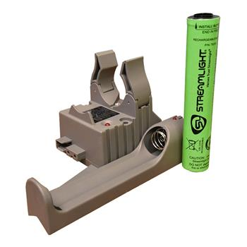 Streamlight Piggyback Smart Charger Holder & Battery