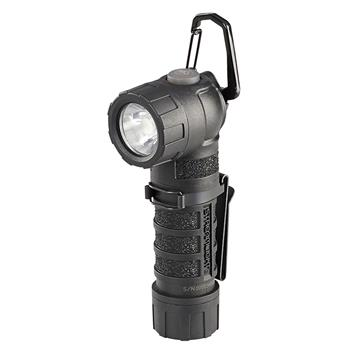 Streamlight PolyTac 90X LED Flashlight has an integrated D-ring