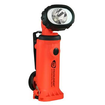 Orange Streamlight Knucklehead Spot Worklight