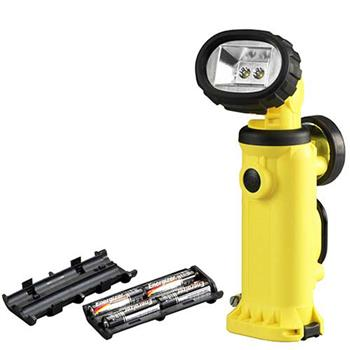 Yellow Streamlight Knucklehead HAZ-LO Flood Worklight