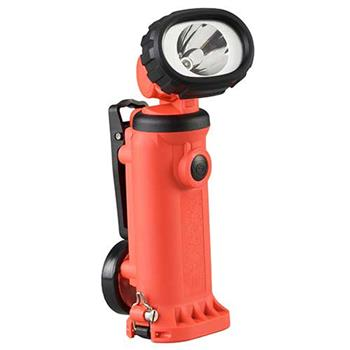 Orange Streamlight Knucklehead HAZ-LO Worklight