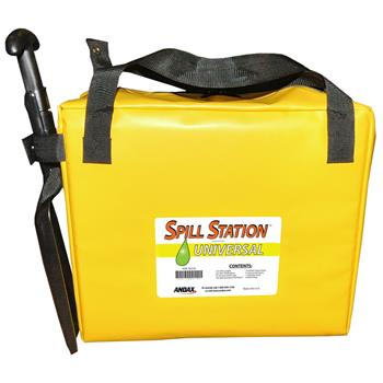 Andax Spill Station™ Universal Emergency Spill Kit
