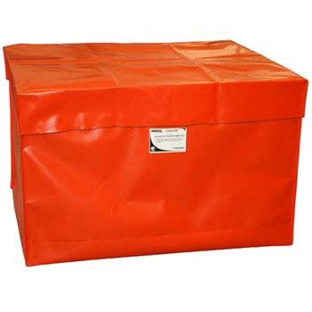 Pad-mount Transformer Containment Bag with Cap