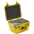 Yellow Pelican 1300 Case with Foam
